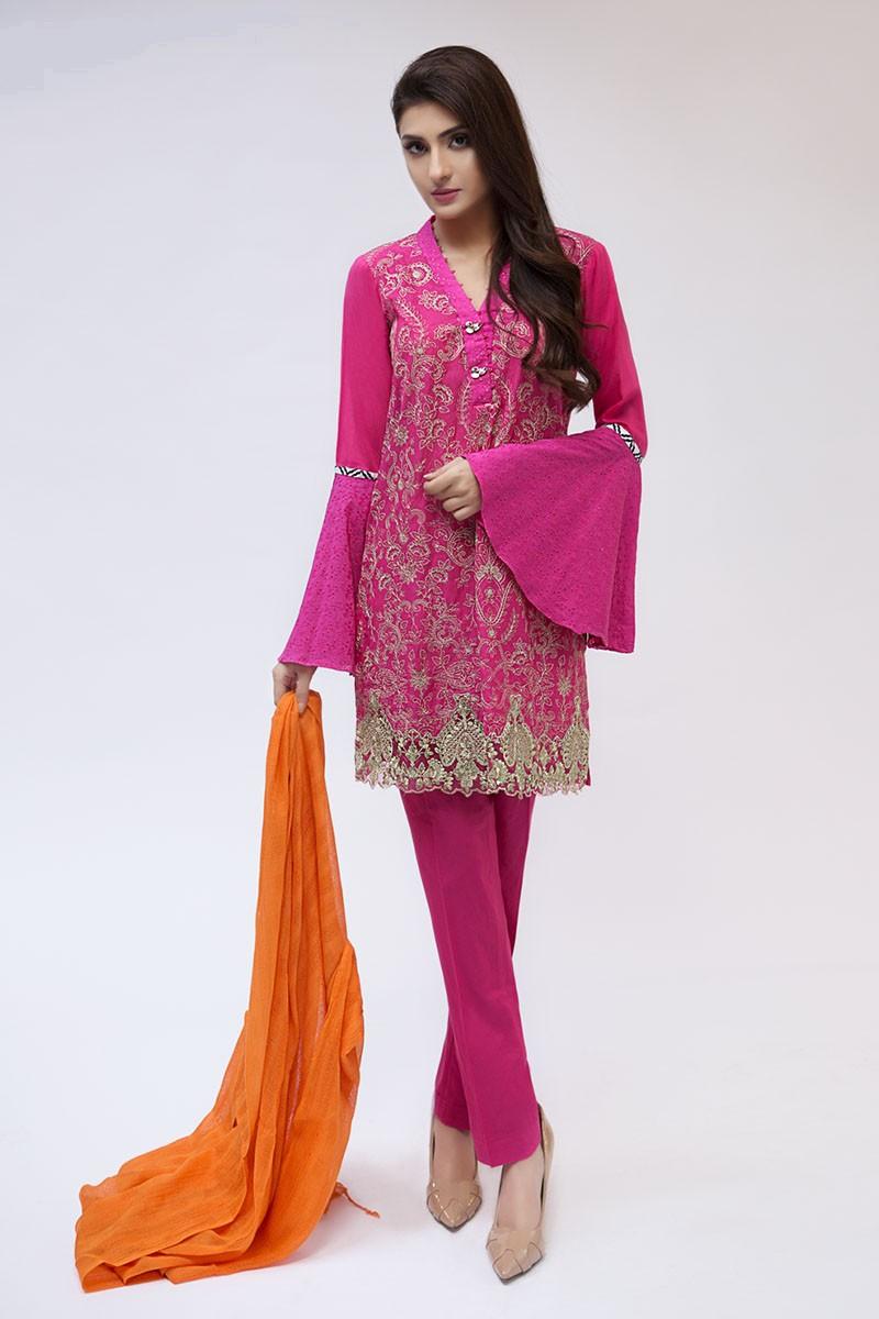 Suit Pink DW-2086
